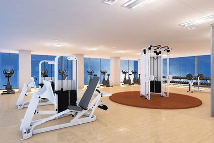 Fitnesscenter in Lippe