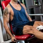 Beintraining wichtig für alle Muskelgruppen