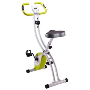 Ultrasport Heimtrainer F-Bike mit Handpuls-Sensoren