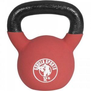 Red Rubber Kettlebell gibt es in 4 bis 32 Kg