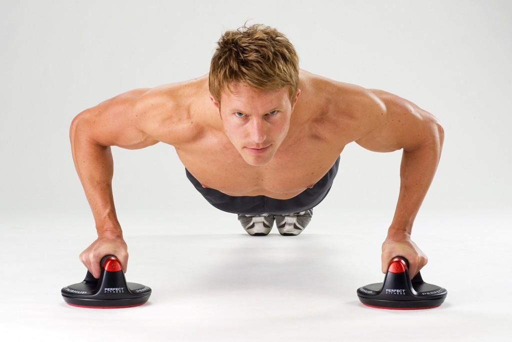 Perfect Fitness Erwachsene Liegestützgriffe Push Up V2