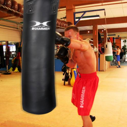 Hammer Boxsack Black Kick im Test